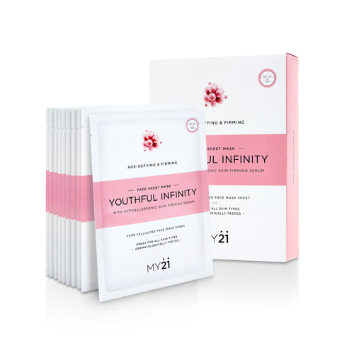 MY21 Facial Mask Youthful Infinity (Made in Korea)(10pcs)