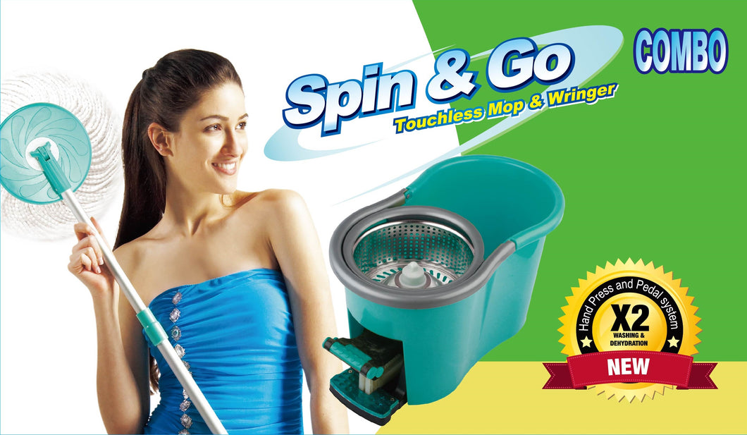 Spin & Go Combo