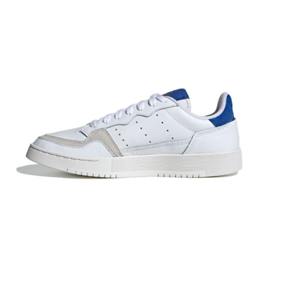 SUPERCOURT CLOUD WHITE / CLOUD WHITE / ROYAL BLUE