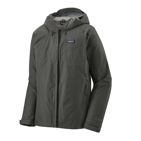 Patagonia Men's Torrentshell 3L Jacket Fog Grey