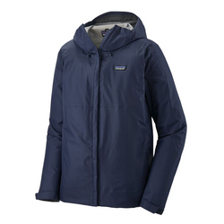 Patagonia Men's Torrentshell 3L JACKET Classic Navy