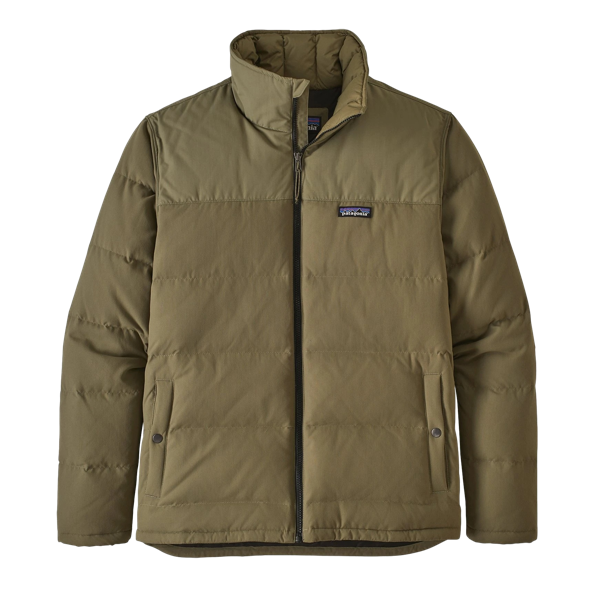 Patagonia Men's Bivy Down Jacket Sage khaki