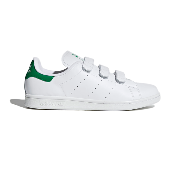 STAN SMITH CF CLOUD WHITE / CLOUD WHITE / GREEN
