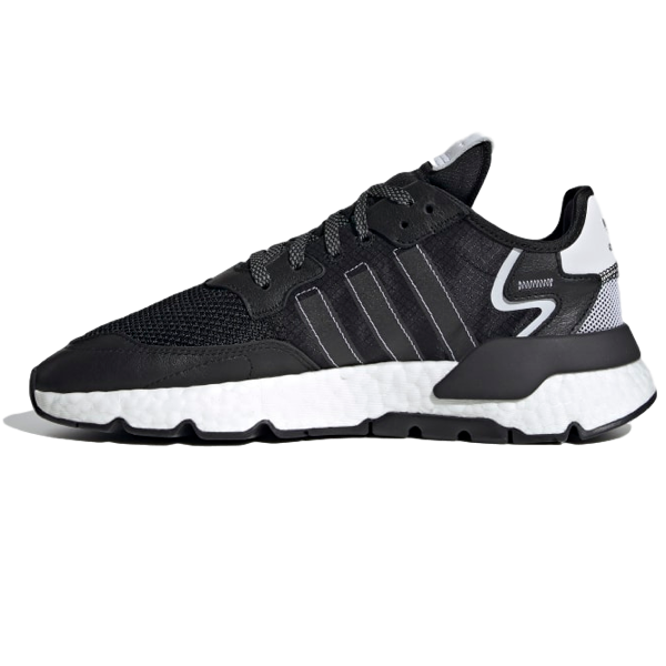 NITE JOGGER CORE BLACK / CORE BLACK / CLOUD WHITE
