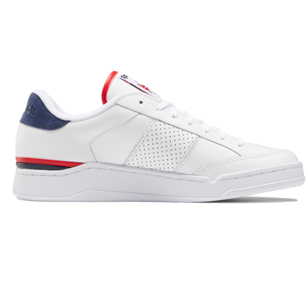 AD COURT SHOES  Ftwr White / Vector Navy / Vector Red