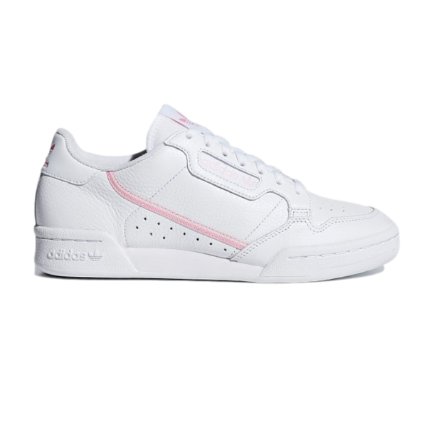 CONTINENTAL 80 SHOES Cloud White / True Pink / Clear Pink