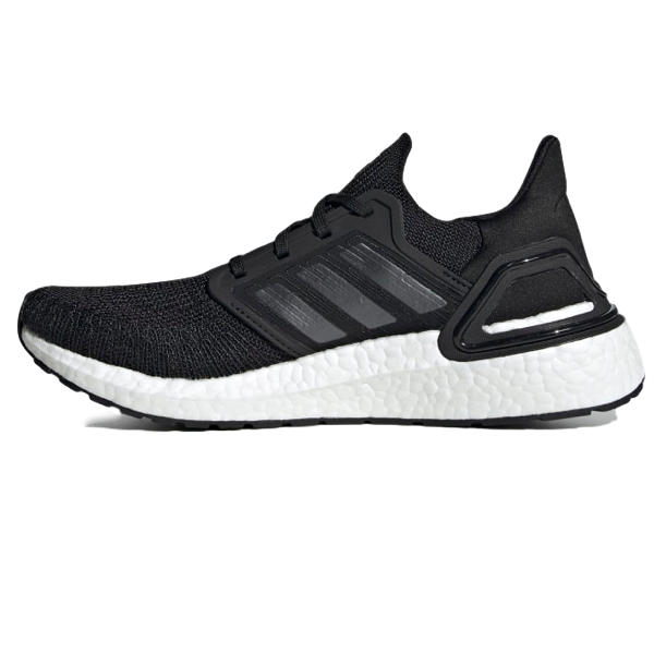 ULTRABOOST 20 SHOES Core Black / Night Metallic / Cloud White