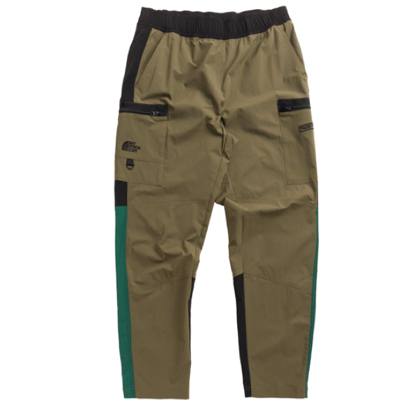 STEEP TECH PANT  BURNT OLIVE GREEN/EVERGREEN/TNF BLACK