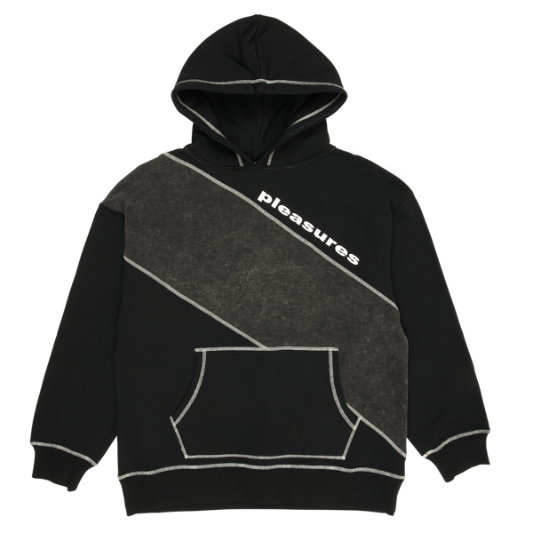 COLLAPSE HOODY BLACK