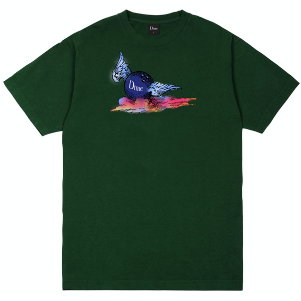 AIR BALL T-SHIRT FOREST