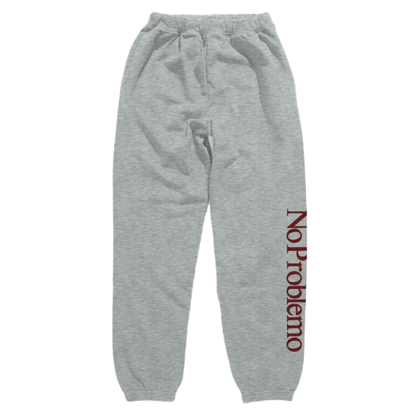 No Problemo Sweatpant Grey