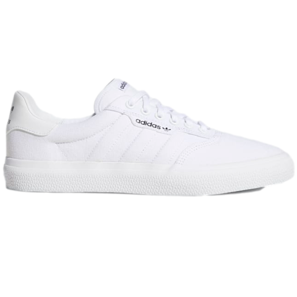 3MC VULC SHOES Cloud White / Cloud White / Gold Metallic