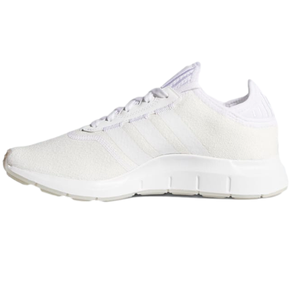 WOMENS SWIFT RUN X SHOES Cloud White / Cloud White / Pink Tint