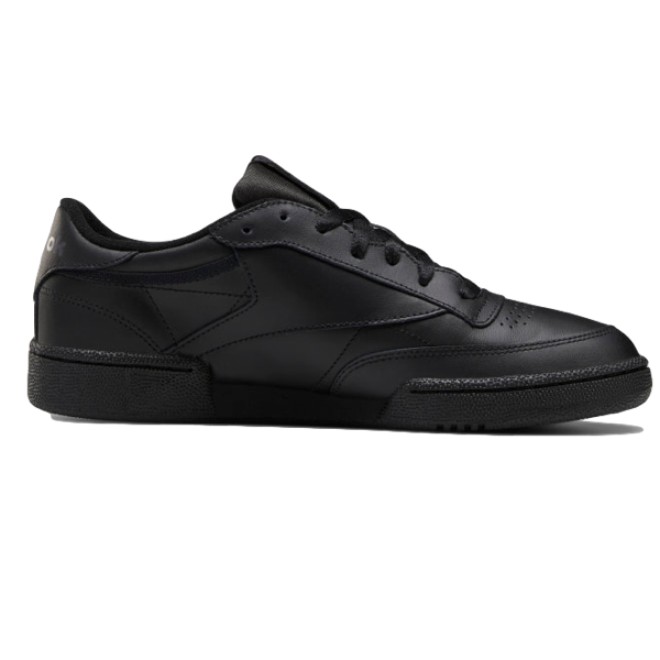 CLUB C 85 SHOES Intense Black / Charcoal