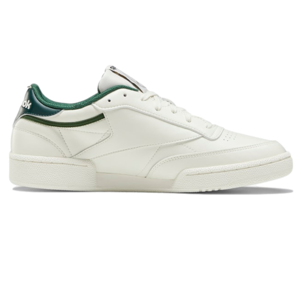 CLUB C 85 SHOES IVRY GREEN/CHALK