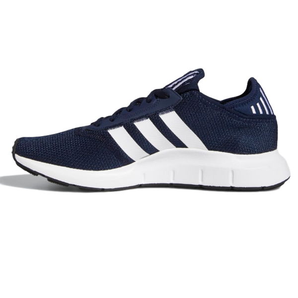 SWIFT RUN X SHOES Collegiate Navy / Cloud White / Core Black