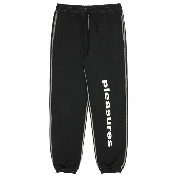 COLLAPSE SWEATPANTS BLACK