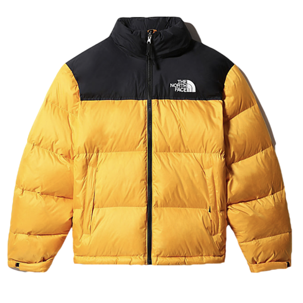 MEN'S 1996 RETRO NUPTSE JACKET  SUMMIT GOLD