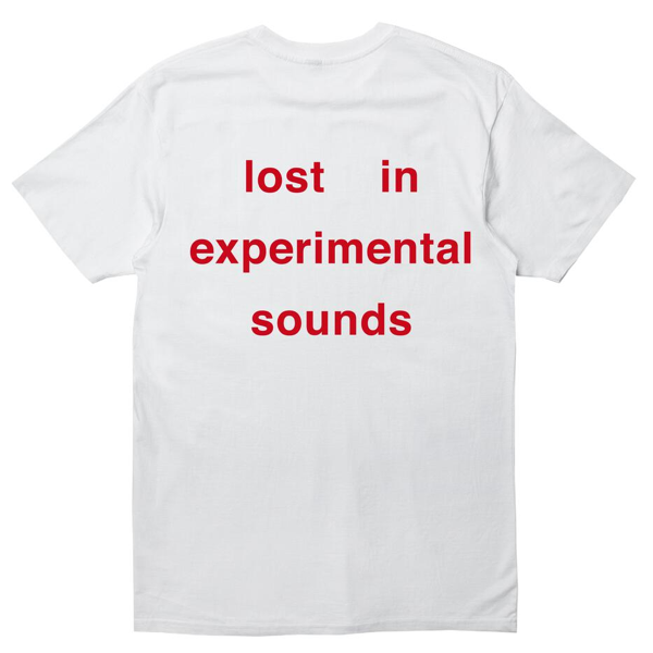LOST T-SHIRT WHITE