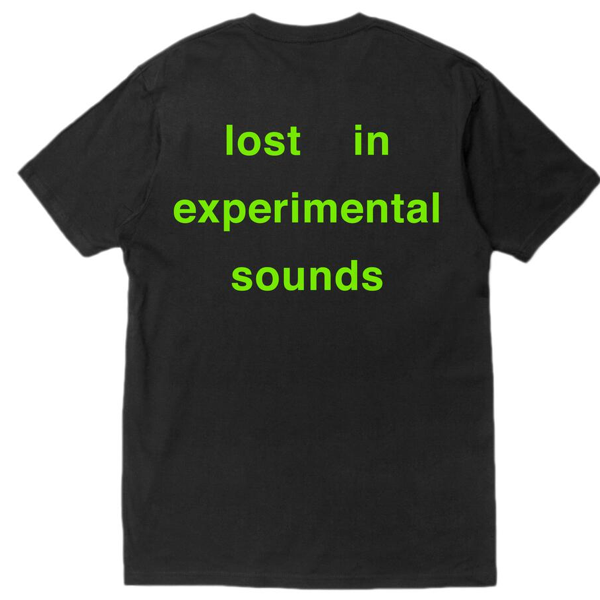 LOST T-SHIRT BLACK