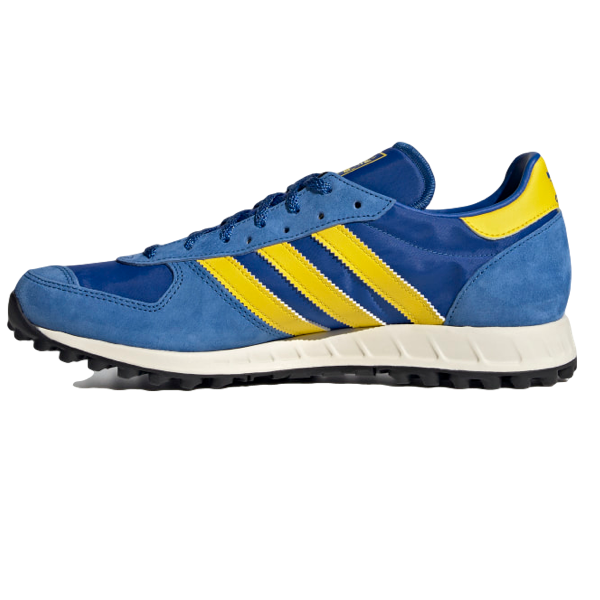 ADIDAS TRX VINTAGE SHOES Blue / Yellow / Cream White