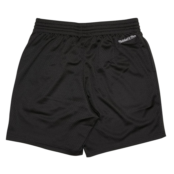 CHICAGO BULLS COURT SHORTS BLACK