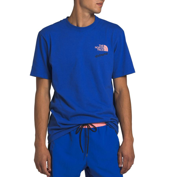 SHORT-SLEEVE EXTREME TEE TNF BLUE