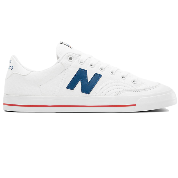 New Balance Numeric NM212 White with Blue