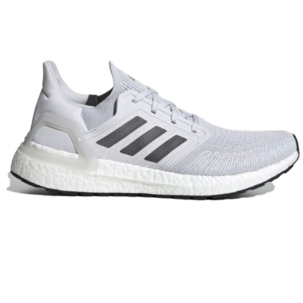 ULTRABOOST 20 SHOES Dash Grey / Grey Five / Solar Red