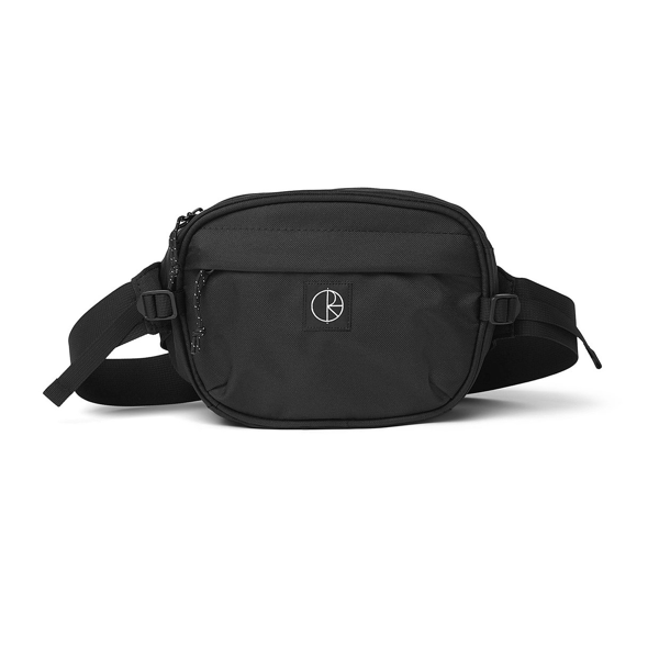 Cordura Hip Bag - Black - O/S