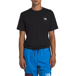 MENS SS BOX TEE TNF BLACK