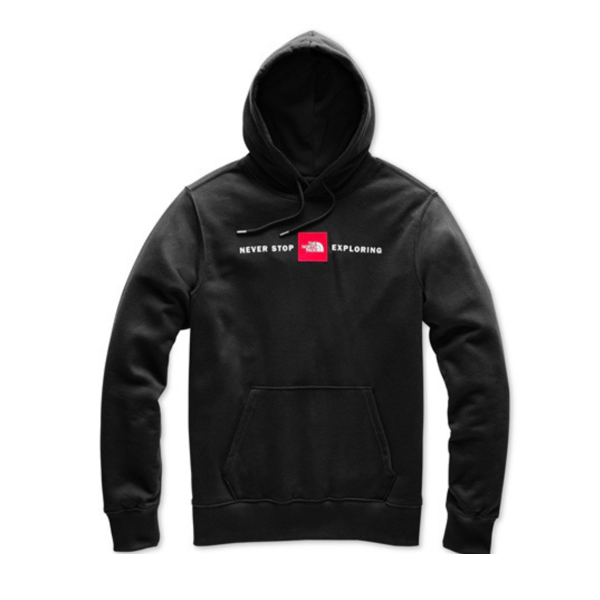 MEN'S REDS PULLOVER TNF BLACK