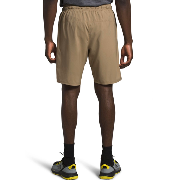 MEN'S ACTIVE WOVEN SHORT  KELP TAN