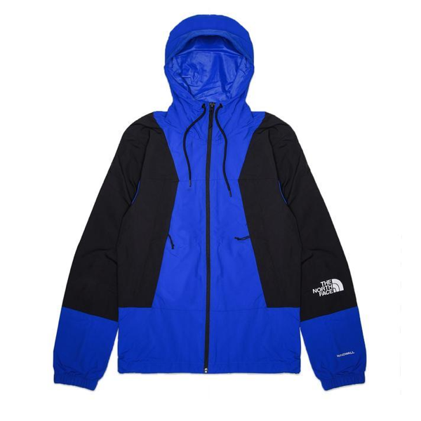 THE NORTH FACE PERIL WIND JACKET - BLACK|TNF BLUE