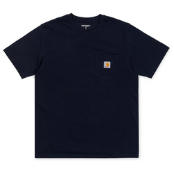 S/S Pocket T-Shirt Dark Navy