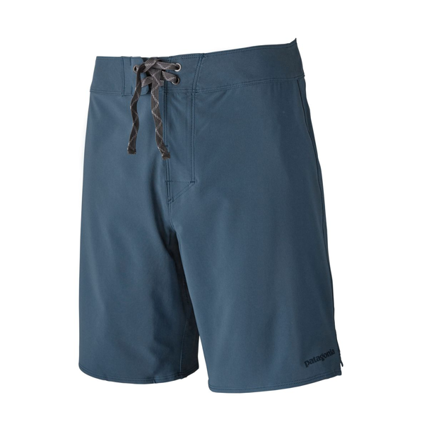Men's Stretch Hydropeak Boardshorts - 18 In. - Stone Blue