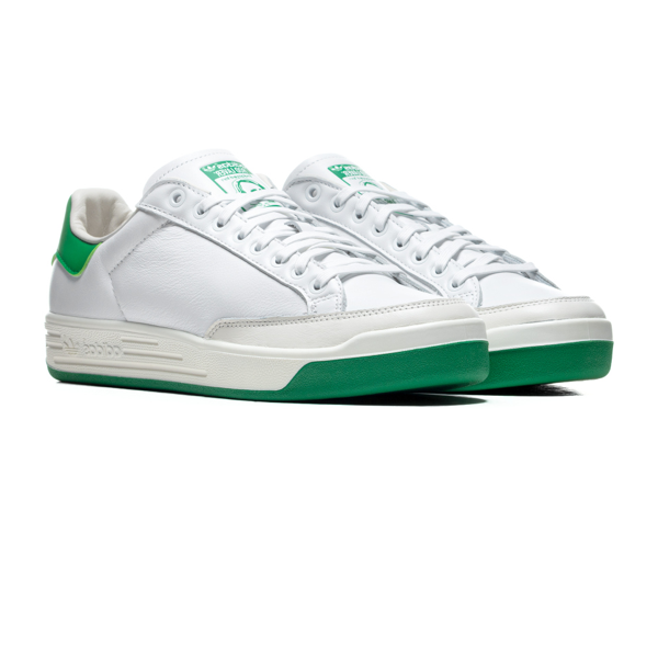 ROD LAVER White / Green / Off white