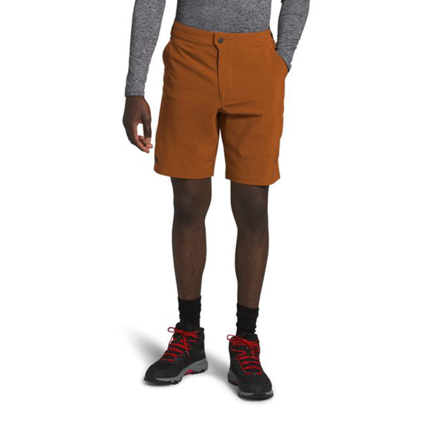 Paramount Active Mens Hiking Shorts - Caramel Cafe