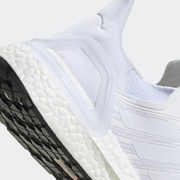 ULTRABOOST 20 SHOES Cloud White / Cloud White / Core Black
