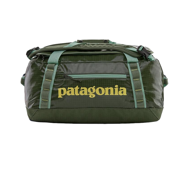 BLACK HOLE DUFFEL 40L Camp Green