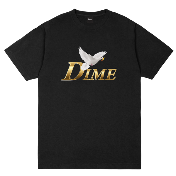 FRY DOVE T-SHIRT BLACK