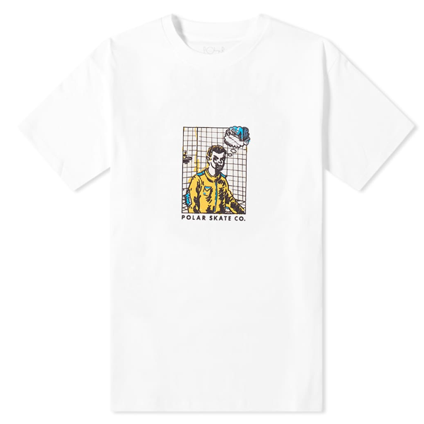 Medusa Desires Tee White