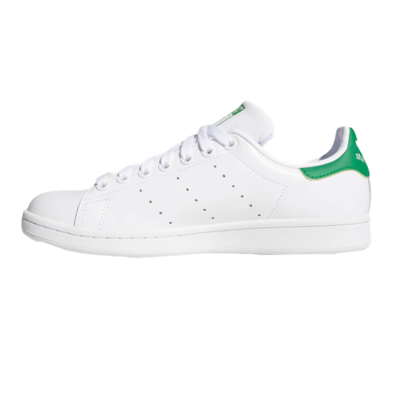 STAN SMITH SHOES Cloud White / Core White / Green