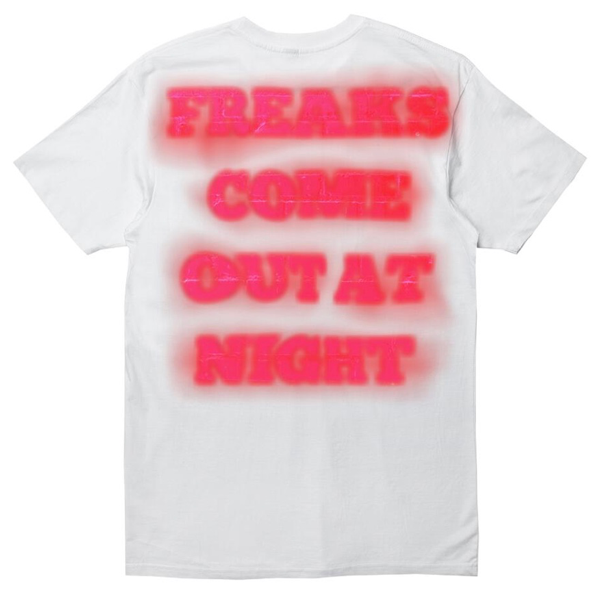 FREAKS T-SHIRT - WHITE