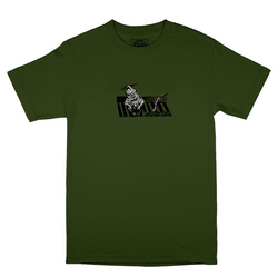RATTO TEE MILITARY GREEN