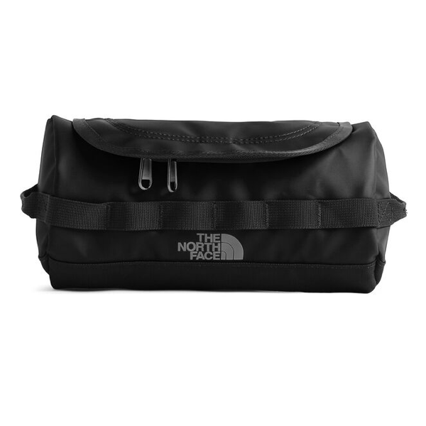 BASE CAMP TRAVEL CANISTER  S TNF BLACK