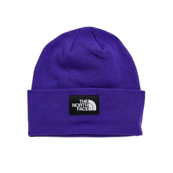 DOCK WORKER BEANIE HERO PURPLE