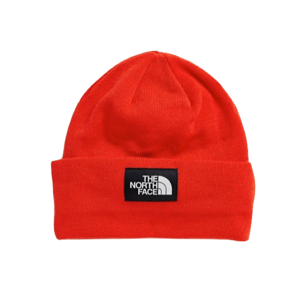 DOCK WORKER BEANIE RED