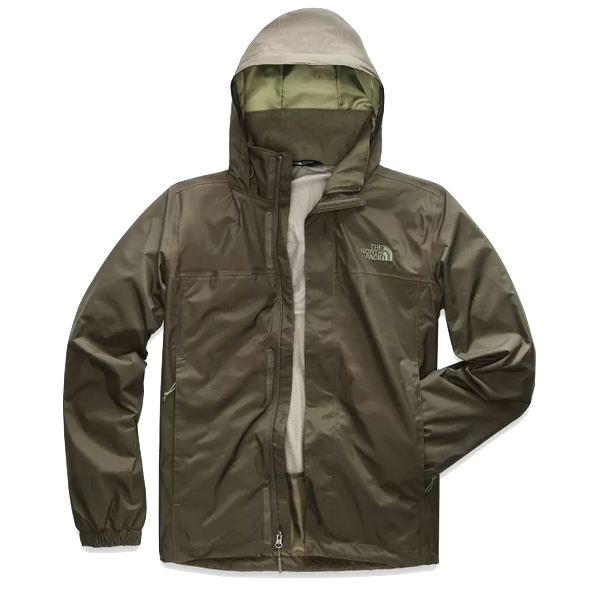 RESOLVE 2 JACKET TAUPE GREEN