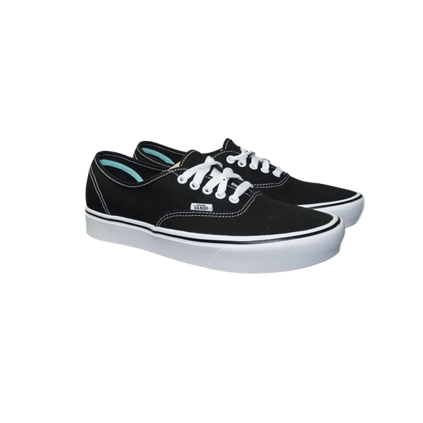COMFYCUSH  AUTHENTIC BLACK/TRUE WHITE